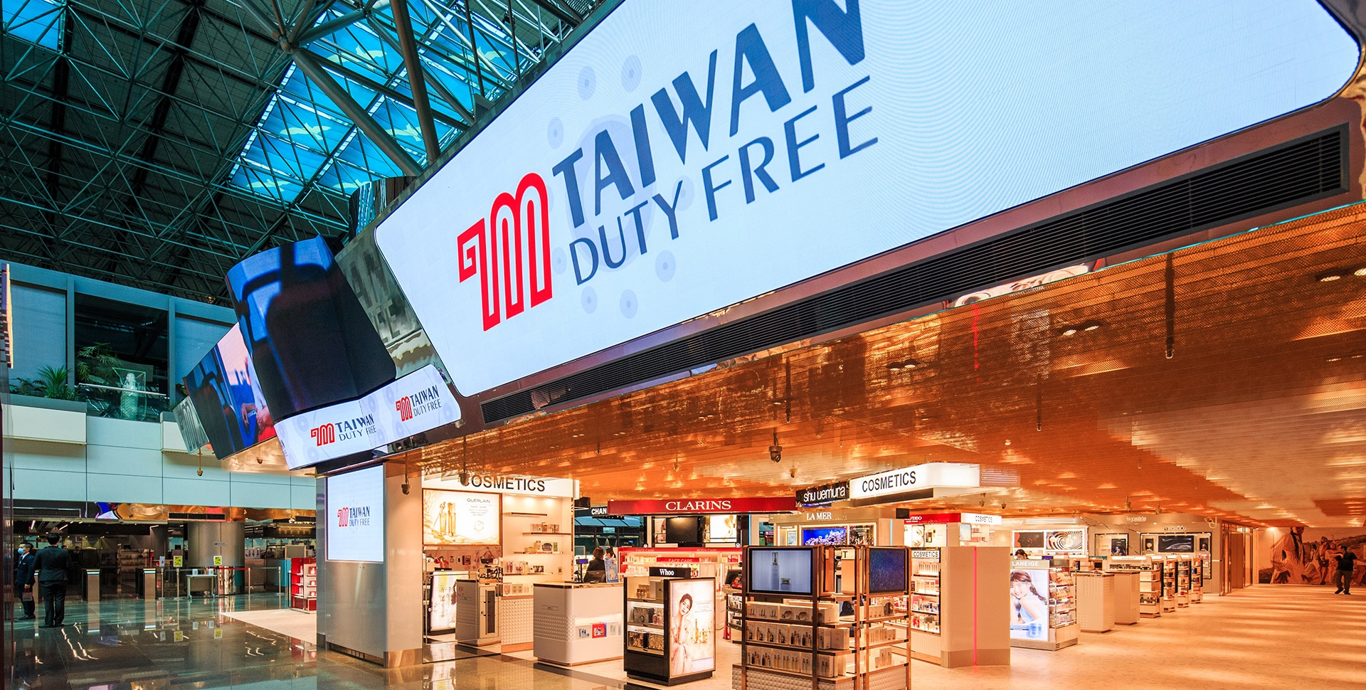 DUTY FREE SHOP IN TAIWAN