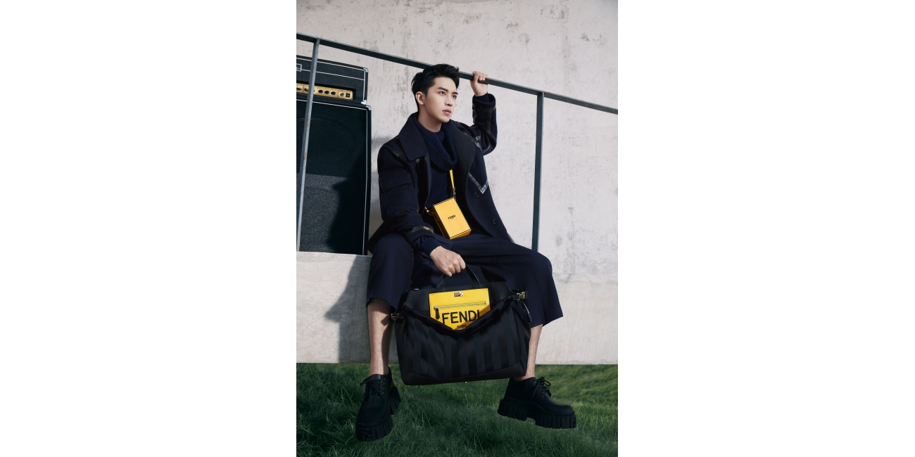 FENDI FW20 Men's ADV Campaign ft. Timmy Xu_campaign images_1