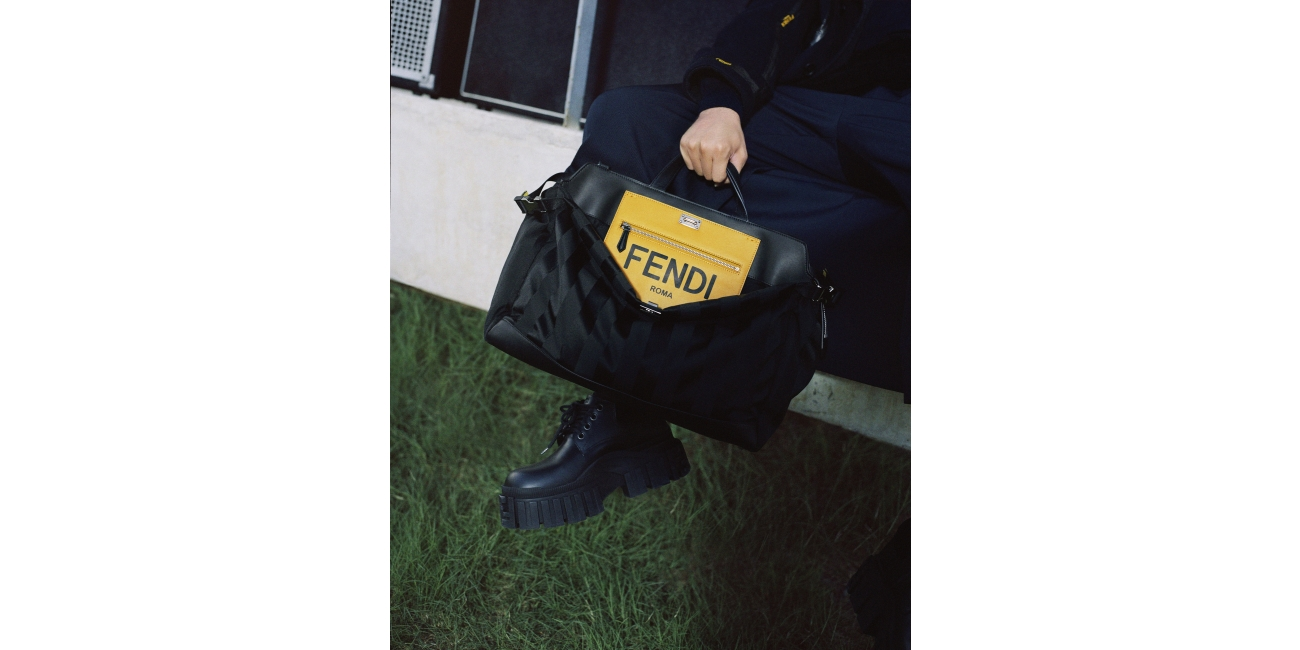 FENDI FW20 Men's ADV Campaign ft. Timmy Xu_campaign images_2